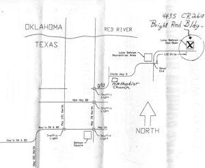 Hoedown Map